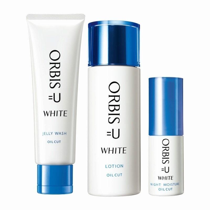 ORBIS U(オルビスユー) ホワイトシリーズ 美白エイジングケア 3ステップ スタートセット