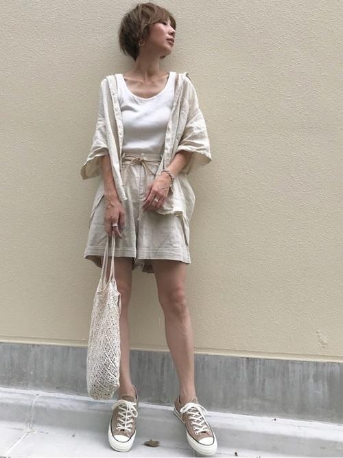 気温30度の日におすすめの服装