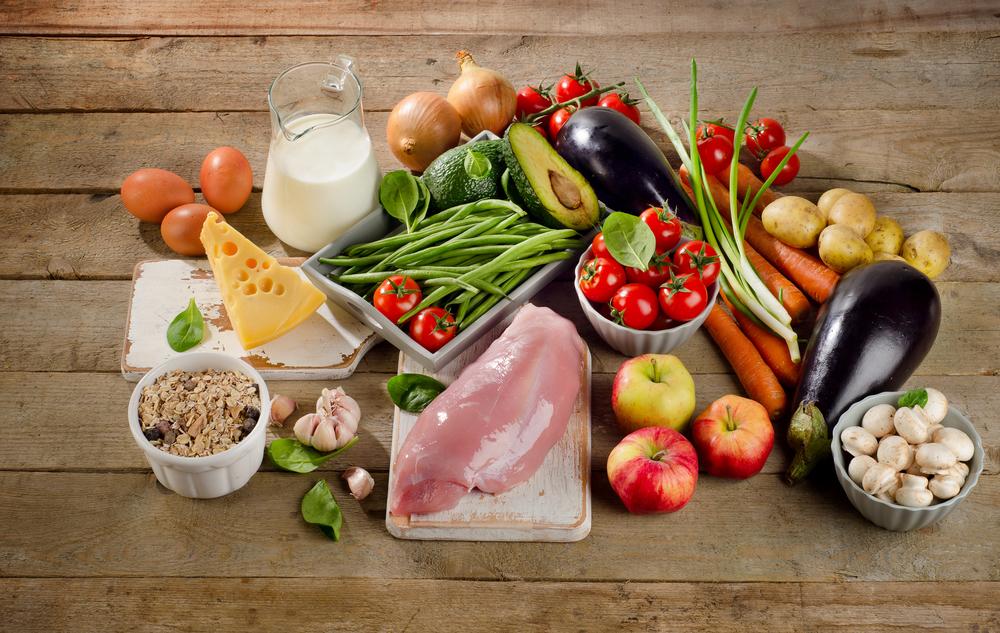 ヘルシーで栄養価の高い食材
