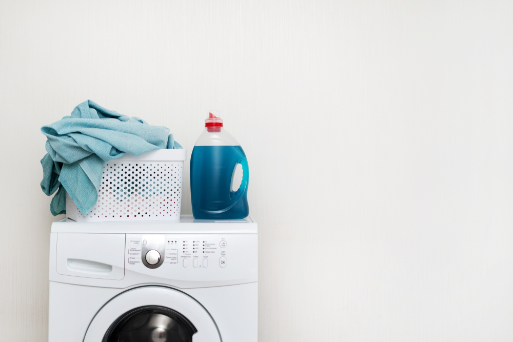 シーツの洗濯