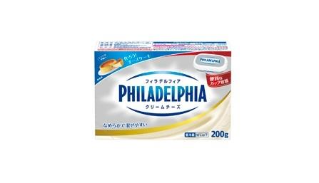 森永乳業 フィラデルフィアクリームチーズ