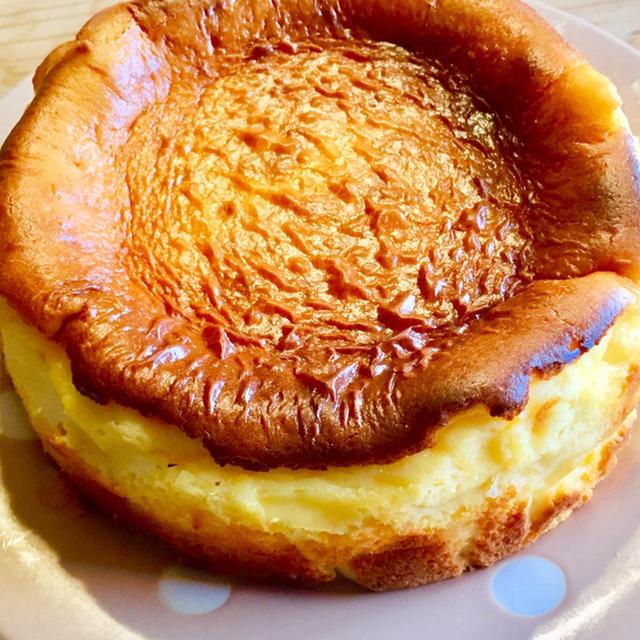 絶品!バスクチーズケーキのレシピ