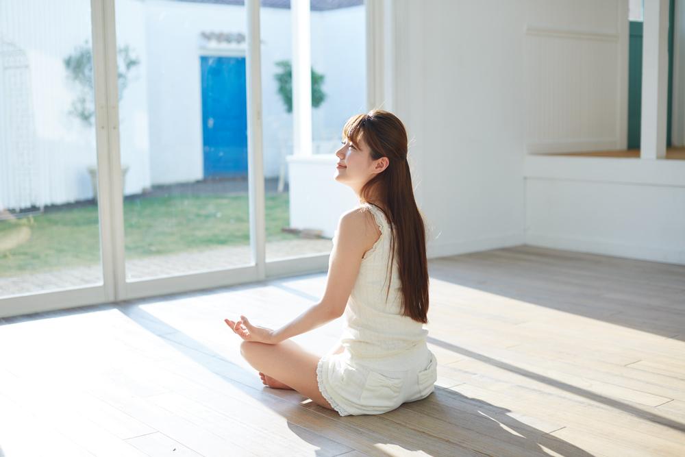 ヨガの瞑想