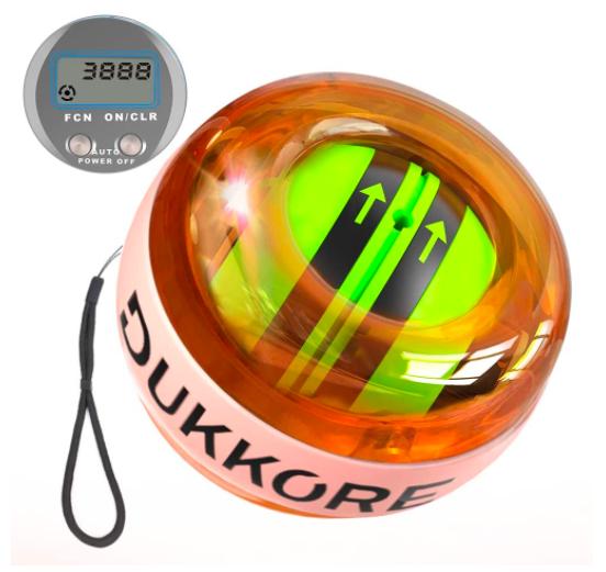 DUKKORE(デュッコレ)スナップボール(オートスタート機能&ストラップ付き)