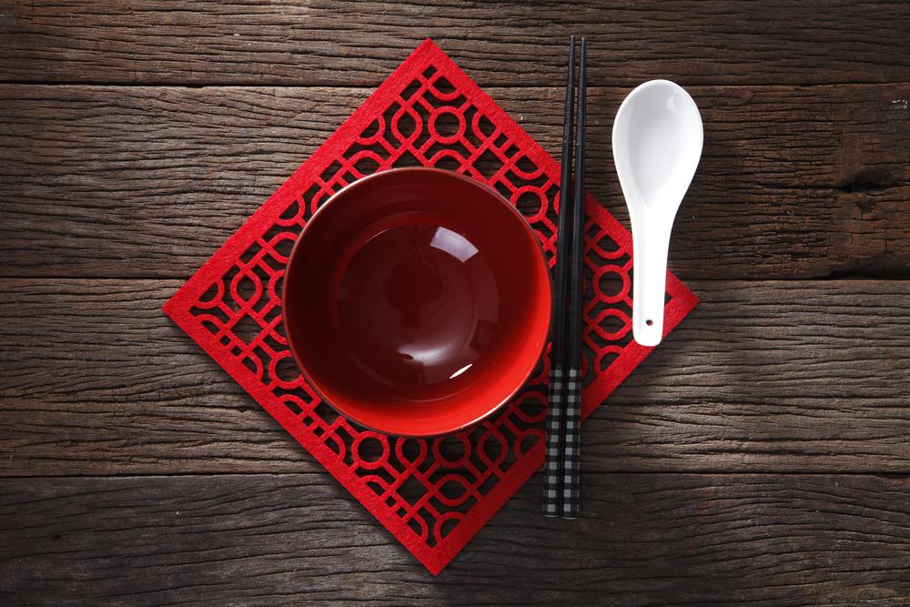 中国料理の食事マナー
