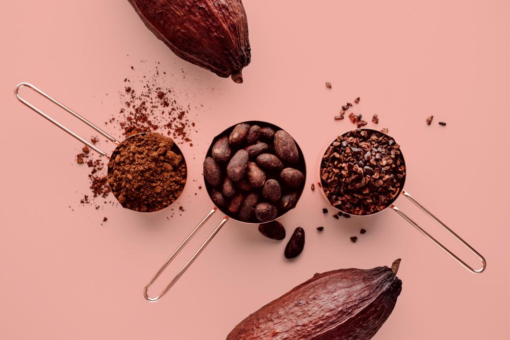チョコレートトッピング