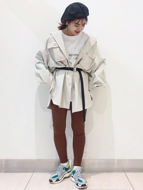 シャツを使った和歌山の服装