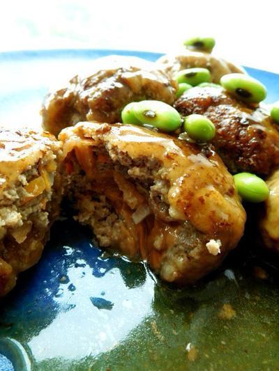 まるごと梅干し肉団子のレシピ
