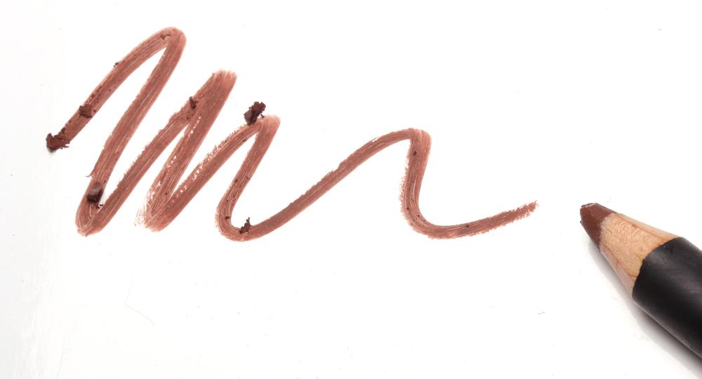 茶色の色鉛筆