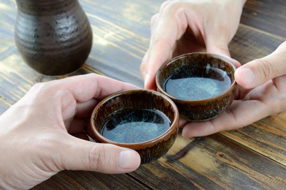 日本酒のマナー