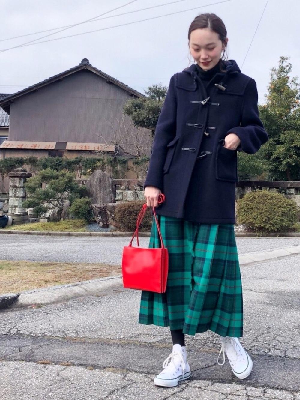 徳島での服装2月
