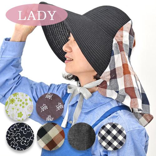 農作業帽子の写真