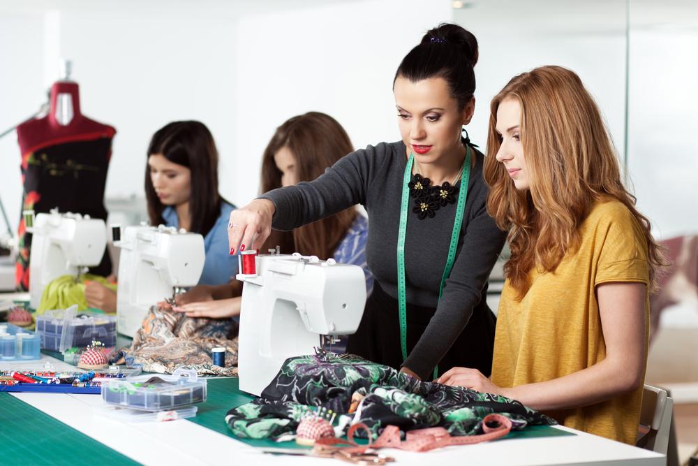 裁縫のワークショップ