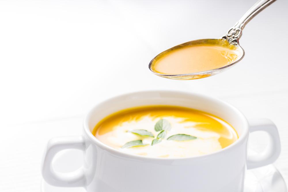 ポタージュスープの食べ方のマナー