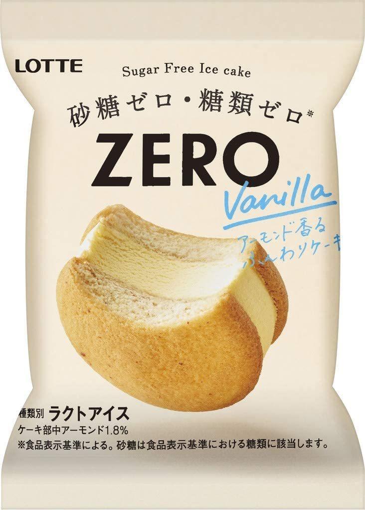 LOTTE(ロッテ) ZERO アイスケーキ