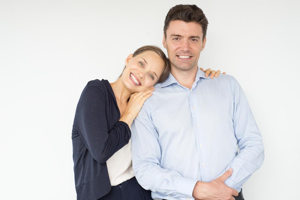 亭主関白な男性と妻