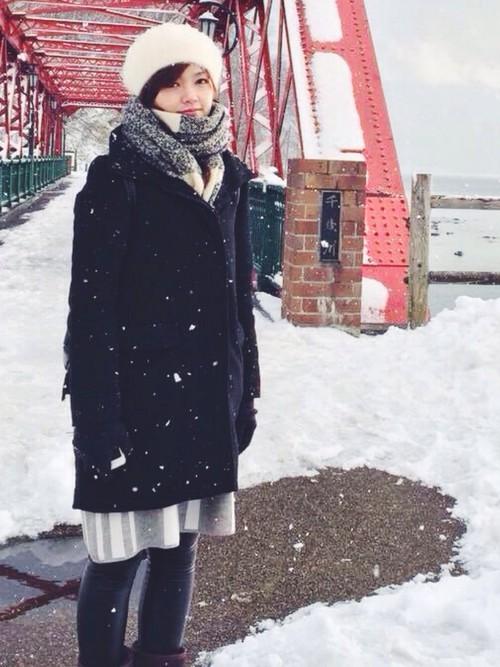 北海道の冬におすすめの服装