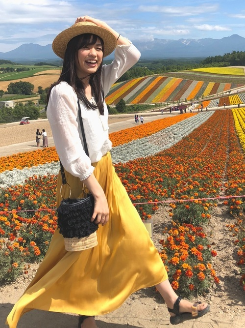 北海道の夏におすすめの服装