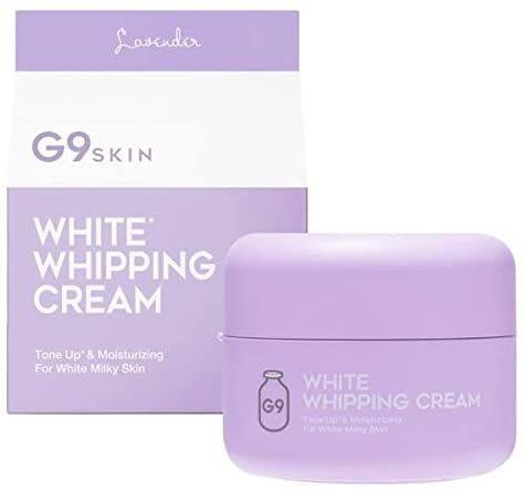 G9 WHITE WHIPPING CREAM ラベンダー