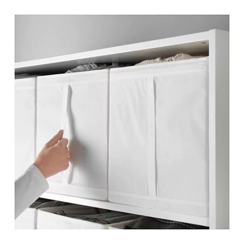 IKEAの衣類用ボックス