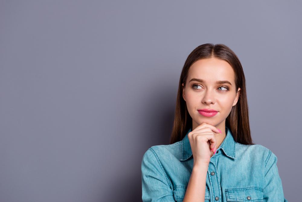 結婚相手の条件を考えているアラサー女性