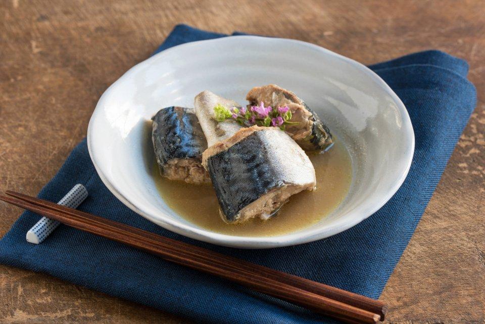 伊藤食品 美味しい鯖水煮 食塩不使用 190g×24缶