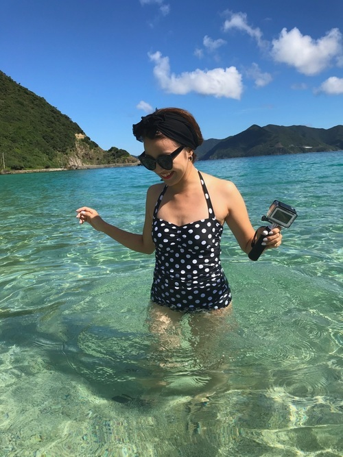 奄美大島旅行の夏の服装