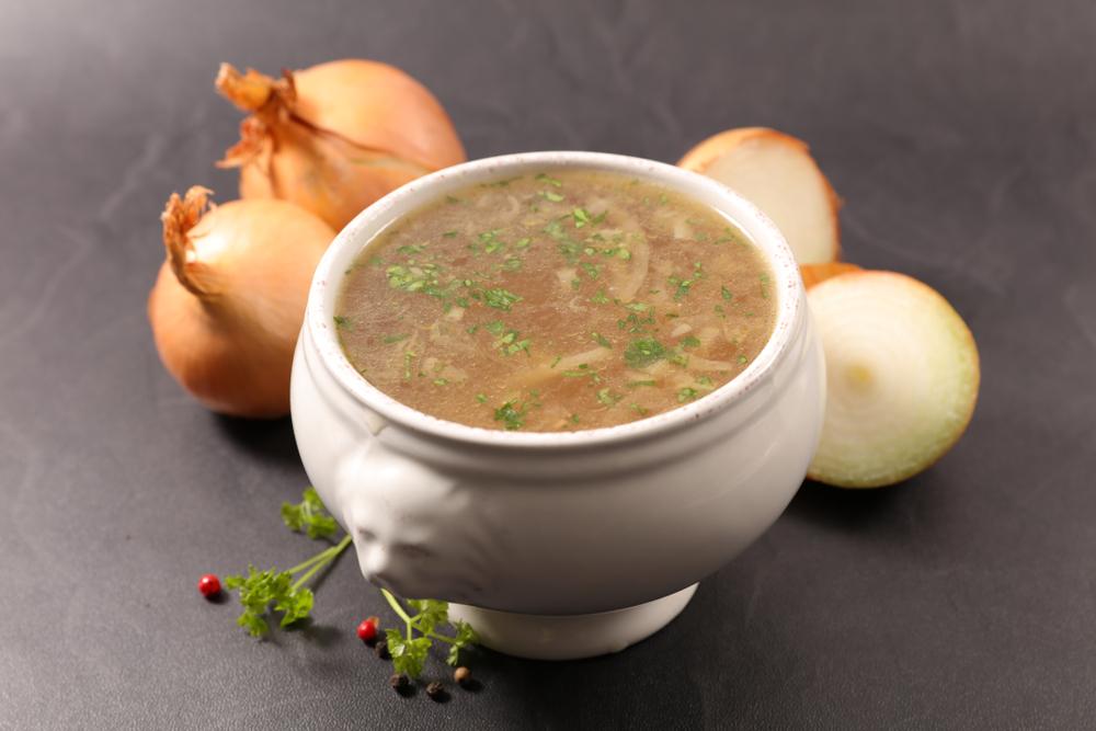 ダイエットに効果的な玉ねぎスープ