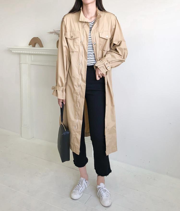ジャケットを使ったアウトドアの服装