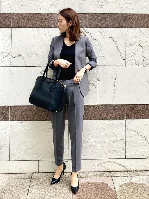 スーツを使った株主総会の服装