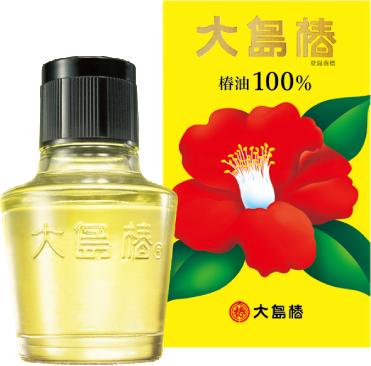 大島椿の椿油