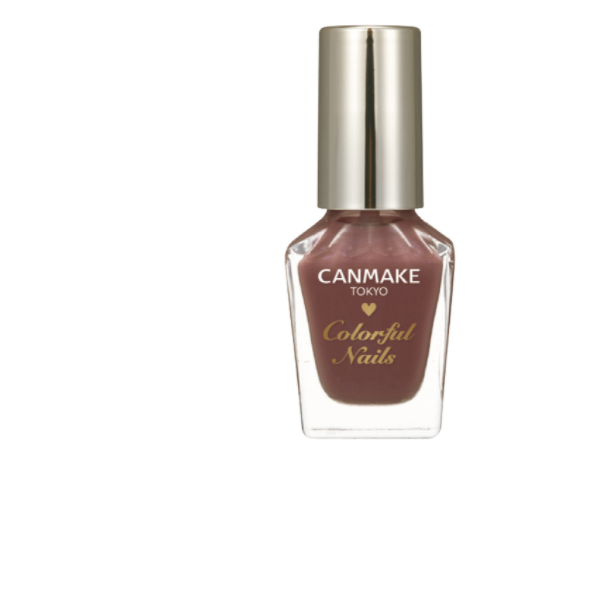 CANMAKE(キャンメイク) カラフルネイルズ  N15チョコレートシロップ