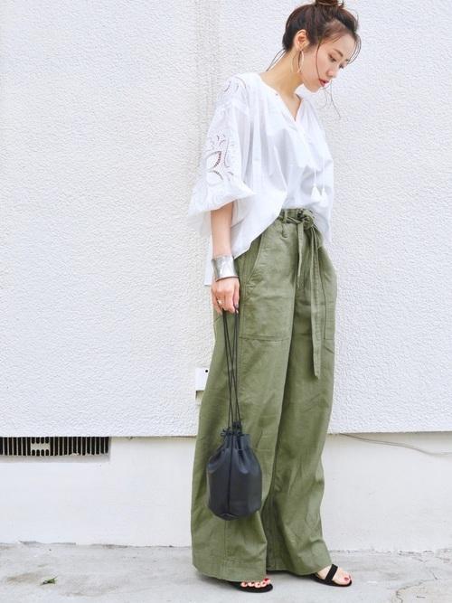 6月の東京におすすめのコーデ