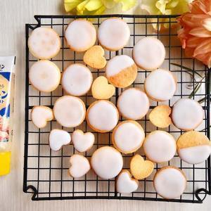 レモンクッキーのレシピ