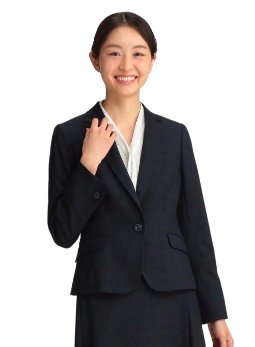 スーツを使った選挙の服装