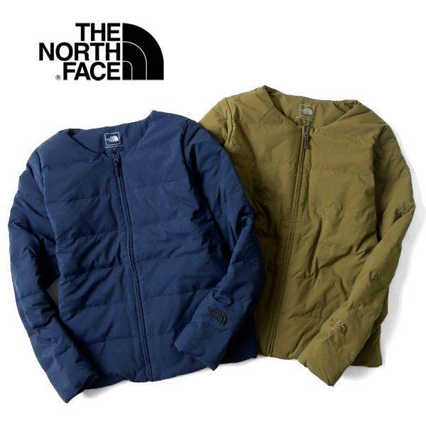 THE NORTH FACEのインナーダウン