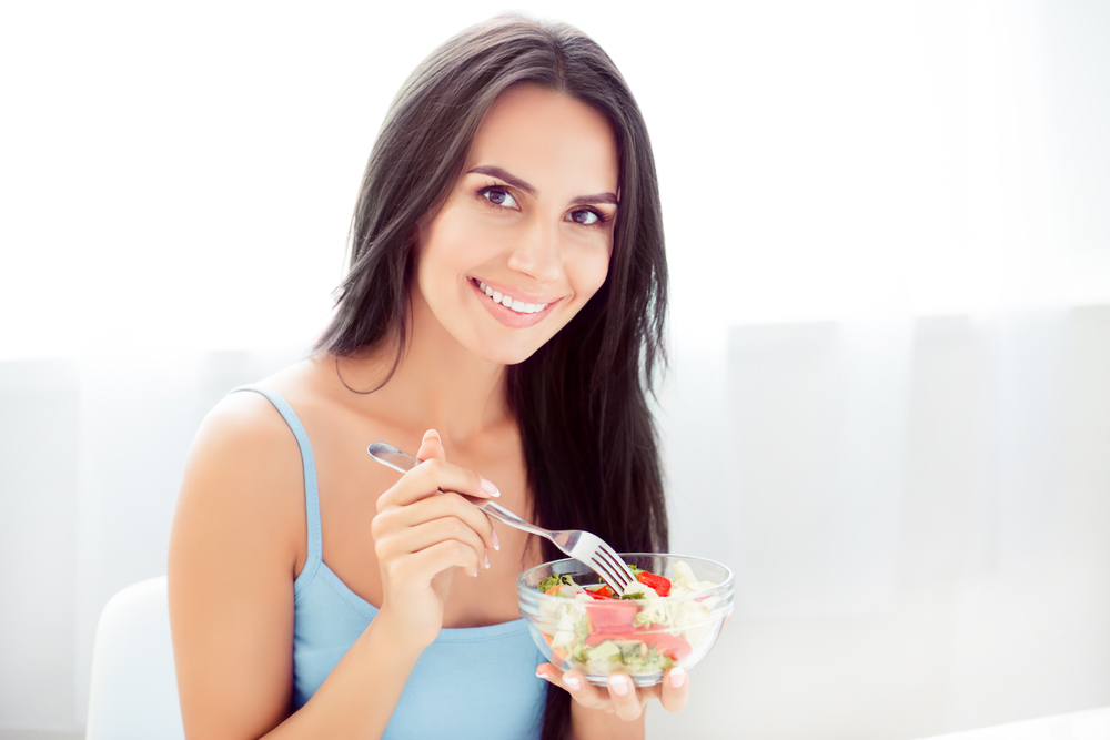 骨太の女性のダイエット