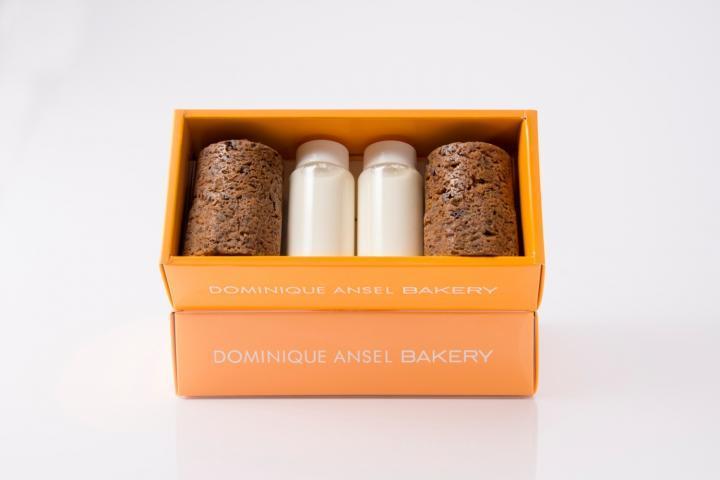 DOMINIQUE ANSEL BAKERY JAPAN クッキーショットセット