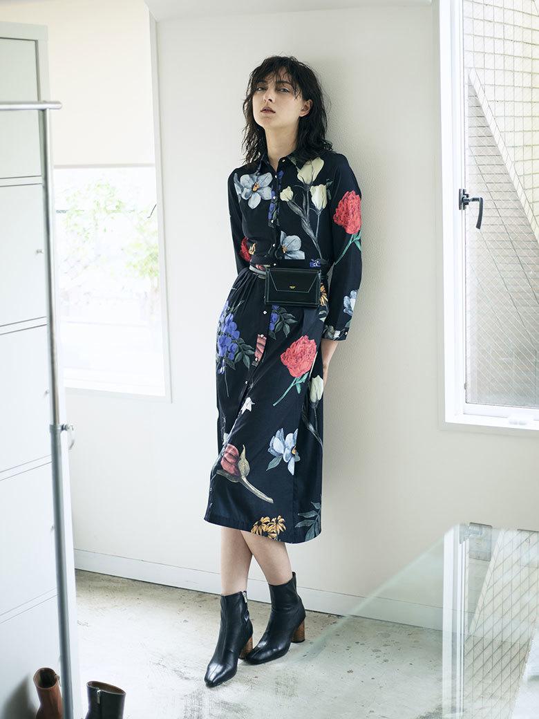 AMANDA LADY DRESS