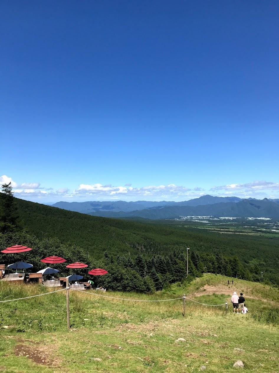 富士山や南アルプスの絶景