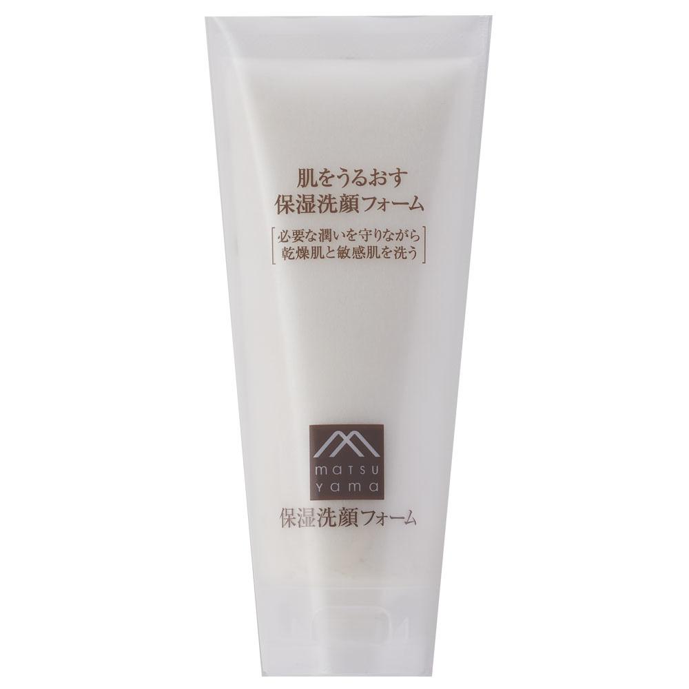 MATSUYAMA(松山油脂) 肌をうるおす保湿洗顔フォーム
