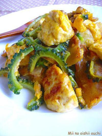 沖縄の家庭料理♪ゴーヤチャンプルのレシピ
