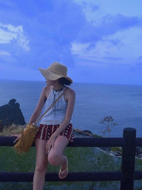 石垣島の夏コーデ