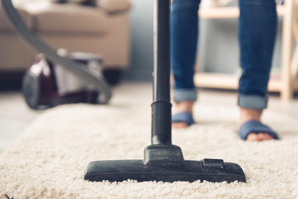 絨毯やカーペットの掃除