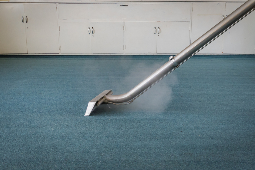 絨毯やカーペットの染み込んだ汚れの掃除