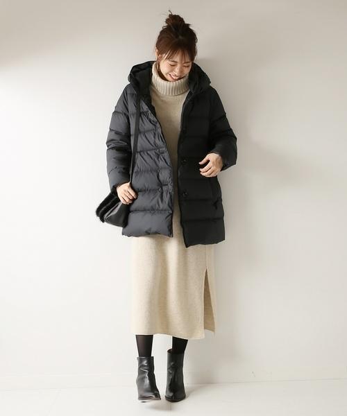 エステに適した冬の服装