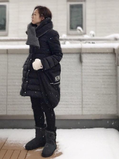 気温6度服装