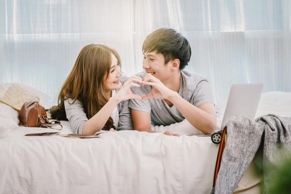 韓国人彼氏と日本人彼女の日韓カップル