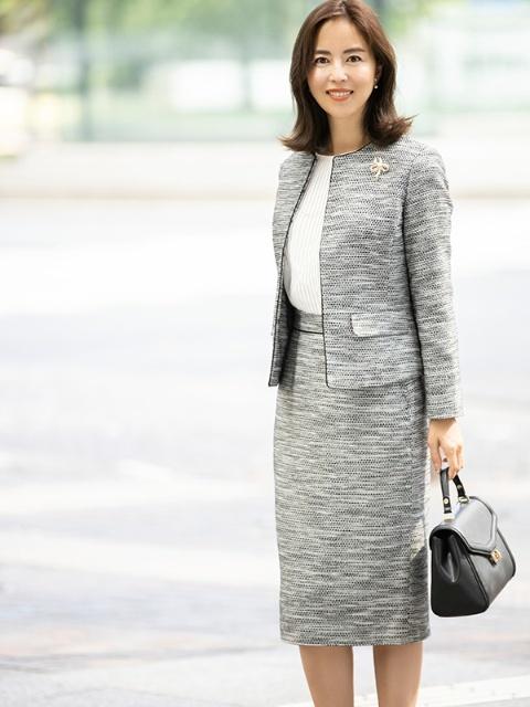 60代の母親におすすめの顔合わせの服装