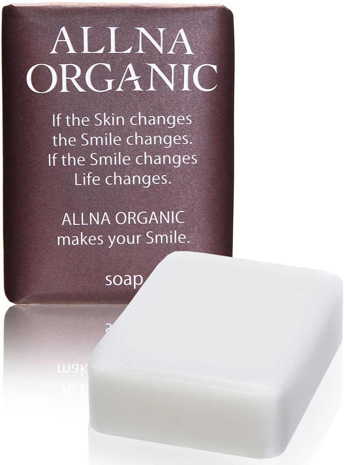 ALLNA ORGANIC(オルナ オーガニック) 石鹸